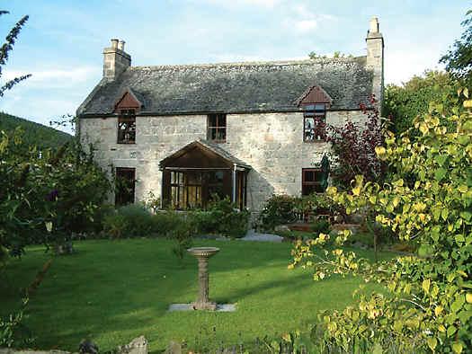 ferienh user schottland cottage parkmore farmhouse. Black Bedroom Furniture Sets. Home Design Ideas