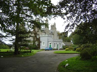 Forrs House Hotel Schottland