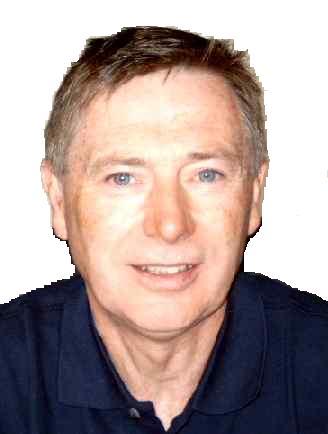 Sean Buckley  Reiseveranstalter f�r Schottland und  selbst Golfer
